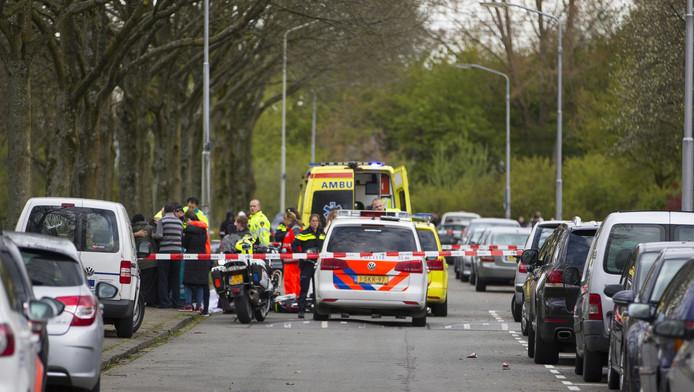 Afgelopen Koningsdag ontstond grote beroering toen een bestuurder de 3-jarige Nassim aanreed in de Veurnestraat in Breda.