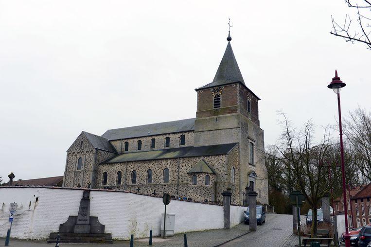 De kerk van Bierbeek.