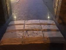 Hattems kunstwerk voor Internationale Hanzedagen is in Rostock aangekomen
