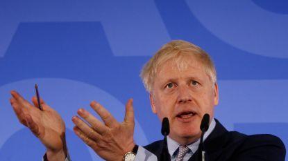 Boris Johnson gelooft in nieuwe brexitdeal met Europa