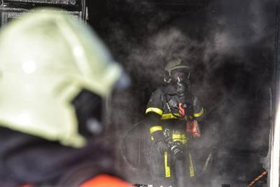 Woningbrand Prinsenbeek: 'Ik lag nog op bed en had niets in de gaten'