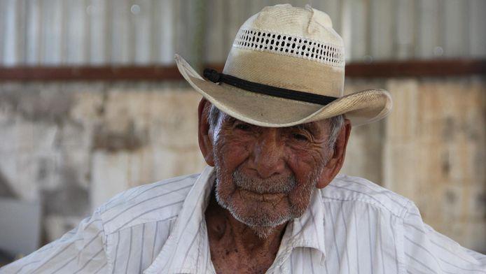 Manuel Garcia Hernandez dit avoir 121 ans, ce qui ferait de lui le doyen de l'humanité.