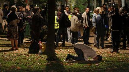 600 vluchtelingen in Maximiliaanpark: Jambon kondigt politieacties aan