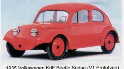 Volkswagen begraaft zijn legendarische Kever