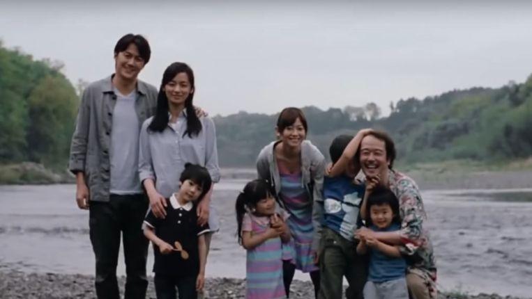 Beeld uit de film Like Father, Like Son van de Japanse regisseur Kore-eda Hirokazu. Beeld