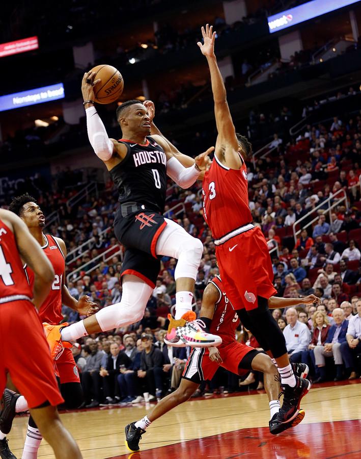 Russell Westbrook (Houston Rockets).