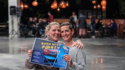 """Fuiven om laatste wensen van ouderen waar te maken: """"Feest mee voor Buda Wish Foundation"""""""