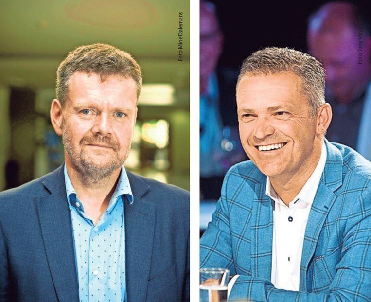 Frank Smeets en Lode Ceyssens
