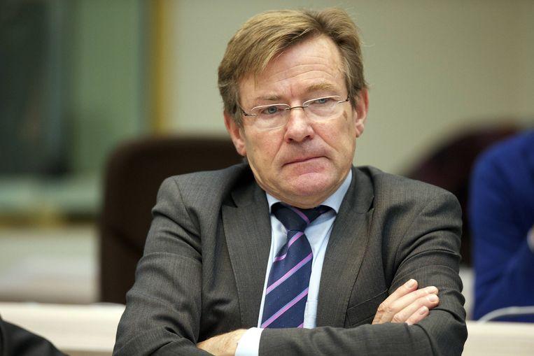 Minister van Financiën Johan Van Overtveldt (N-VA).
