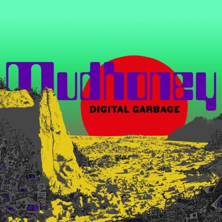 8. CD _ Mudhoney _ Digital Garbage Beeld x