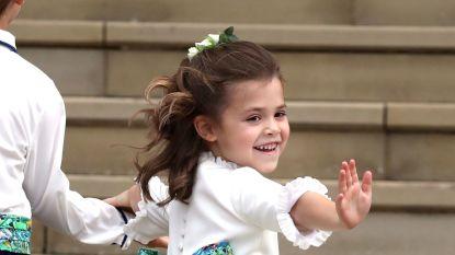 """""""Ben jij nu de koningin?"""": hilarisch moment wanneer dochtertje Robbie Williams vraagt naar titel van Sarah Ferguson"""