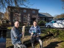 Watermolen in Heerde vertimmerd voor dagbesteding en lunchroom