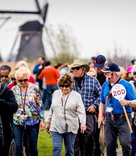 Deel molengebied Kinderdijk alleen nog te bezoeken met entreeticket