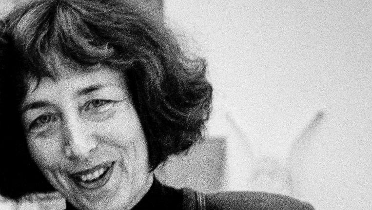 Dorine Mignot in 1992. Beeld Martijn van Nieuwehuyzen