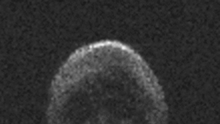 'Spooky' in beeld. Beeld NASA