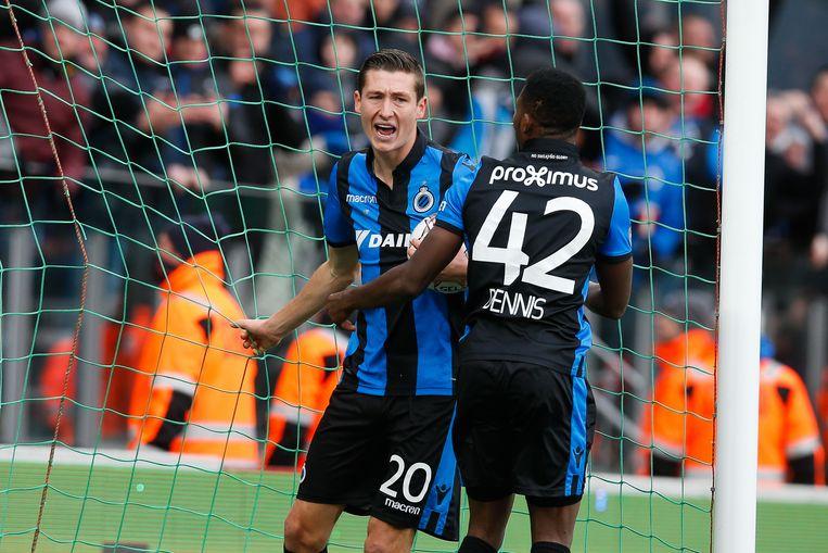 Vanaken zette zelf de eerste penalty om.