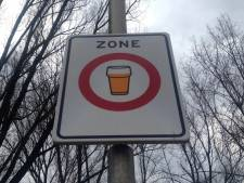 Dronken tieners proberen weg te rijden van de politie in Sint Jansteen
