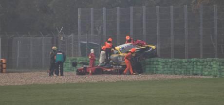 """Tom Boonen échappe au drame: """"Sa voiture a atterri à dix centimètres de ma tête"""""""