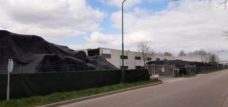Tuf Recycling dekt kunstgras af na ultimatum Dongen
