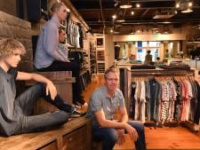 Modewinkel [Djeenz] bezig aan laatste jaar in Overloon