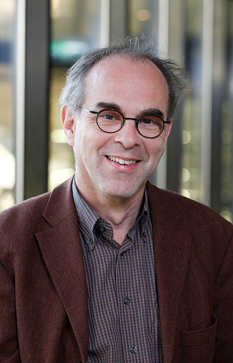Hoogleraar infectieziekten Jan Prins.      Beeld -