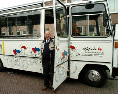 BWF-grondlegger Harry Voesenek uit Breda overleden