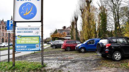 Werken Kalendijk monden uit in parkeerchaos aan toegang Olympos