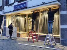 Bredase winkelier neemt het zekere voor het onzekere:  'Heel zuur dat dit moet'
