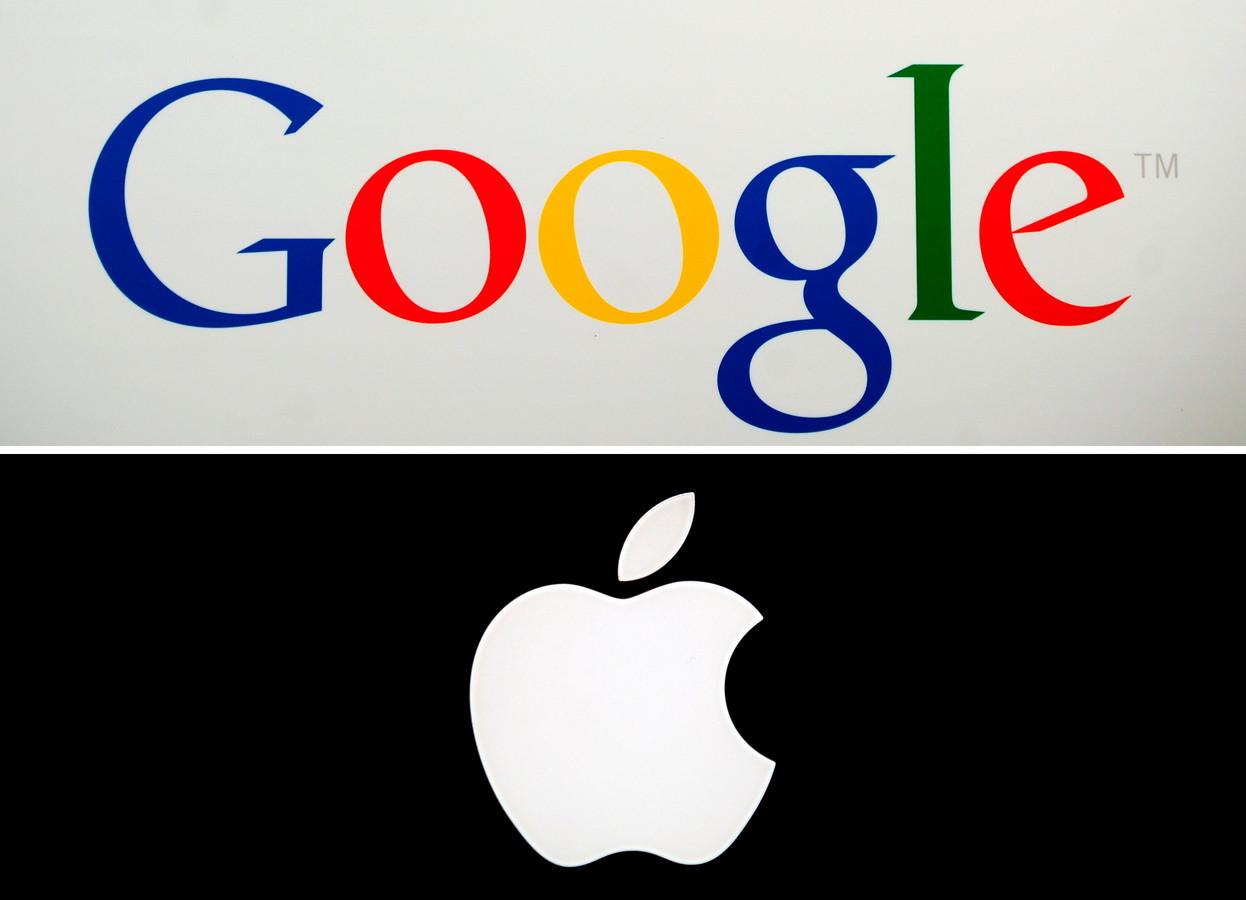 Apple en Google slaan de handen ineen.