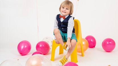 Feestoutfits voor kinderen: influencer Liesellove verklapt haar geheim