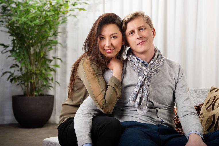 Stijn en Nuria uit het eerste seizoen zijn nog steeds erg gelukkig samen
