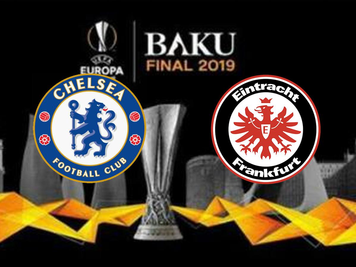Chelsea - Frankfurt.