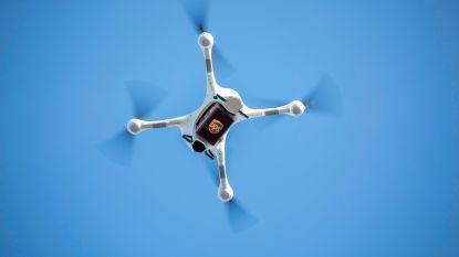 25 kilogram zware drones vliegen vanaf december met bloedstalen boven Limburgse daken