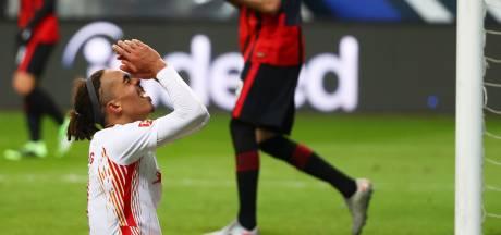 RB Leipzig profiteert niet van puntenverlies Bayern München