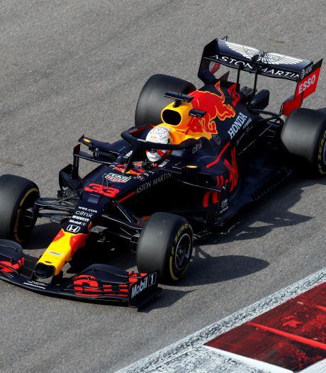 Verstappen zevende in Russische middag: 'Renault vormt bedreiging'