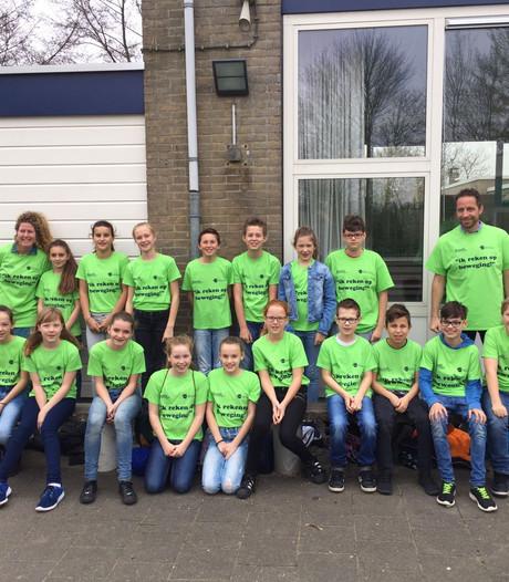 Heyligersschool Kwadendamme pakt naast onderwijsprijs