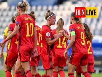 Sterke Red Flames plaatsen zich voor EK 2022 na knalprestatie tegen Zwitserland