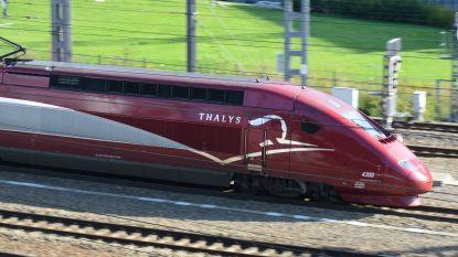 Vrouw slikt ruim kilo cocaïne in, politie betrapt haar in Thalys