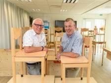 Bornse basisscholen nemen afscheid van twee directeuren