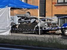 Parket onderzoekt mogelijke brandstichting aan wagen op stadsring