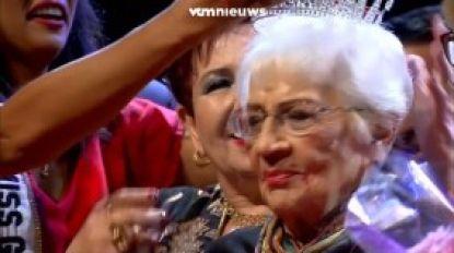 Vrouw (93) verkozen tot 'Miss Holocaust Survivor'