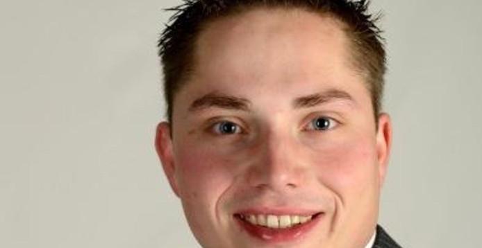Twan Jansen, raadslid CDA.