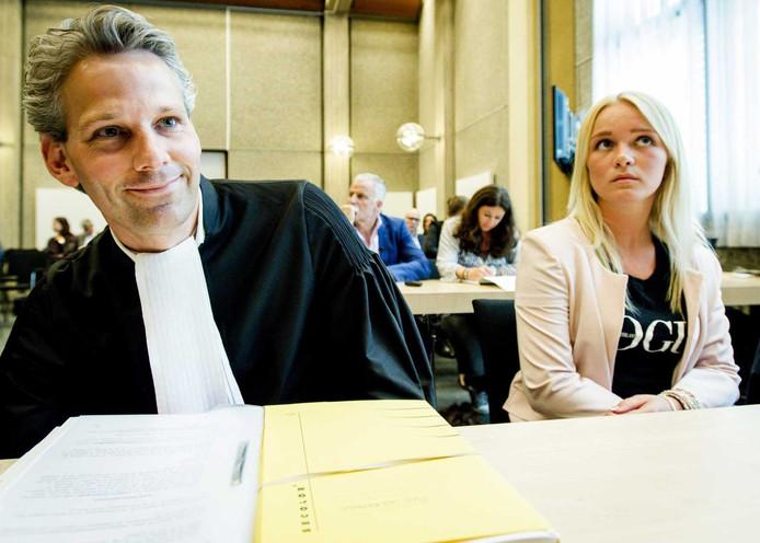 Chantal (rechts) uit Werkendam.
