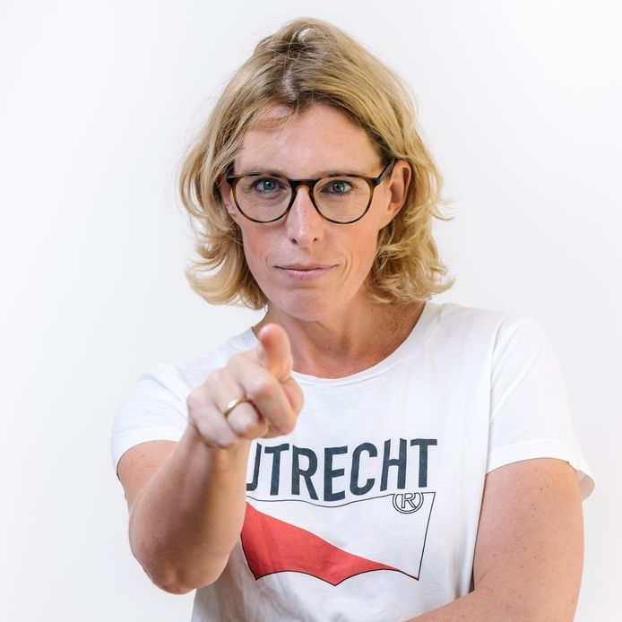 Columniste Marieke Dubbelman
