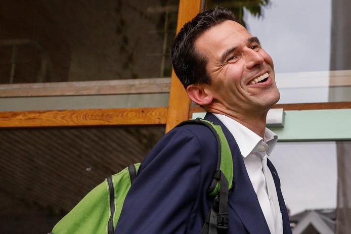Le co-président d'Ecolo Jean-Marc Nollet.