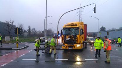 Zware verkeershinder op R4 na ongeval in Wondelgem