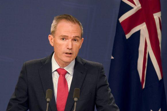 Australisch minister van Immigratie David Coleman.