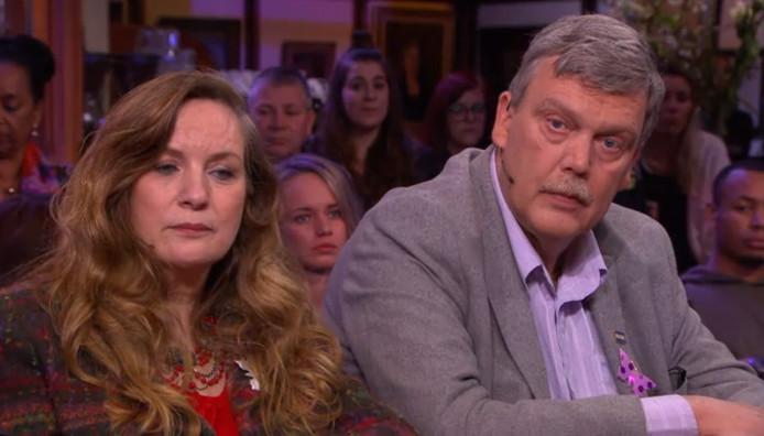 De ouders van Ximena uit Uden.