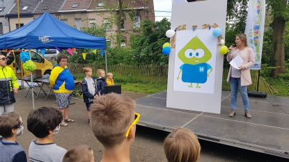 Hallenaren mogen naam zoeken voor nieuwe kindvriendelijke mascotte