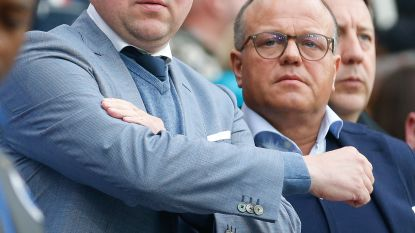 """""""Zwijgen is goud"""": onze chef voetbal Stephan Keygnaert ziet hoe Club-bestuur beredeneerd stil blijft"""